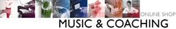 Music & Coaching Online Shop